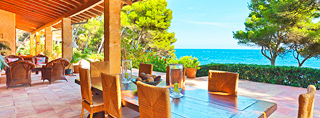 Spain - Holiday homes by the sea