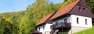 Special offers for holiday homes in Czech Republic