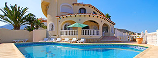 Special offers for holiday homes in Spain