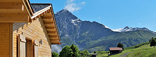 Special offers for holiday homes in Switzerland