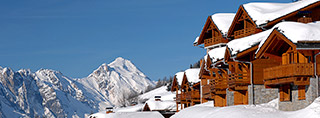 Holiday homes and cottages on the slopes where your pet is welcome