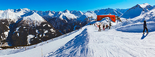 Holiday homes for ski holidays in Austria