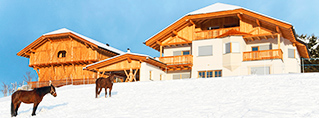 Holiday homes for ski holidays in Italy