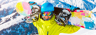 Holiday homes: special offers for ski holidays