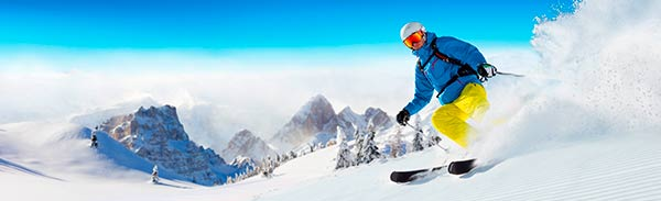 Winter holidays in the best winter ski resorts