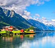 Norway - holiday homes