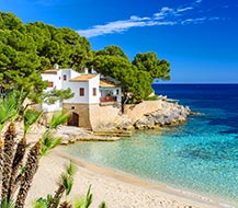 Spain - holiday homes