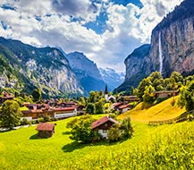 Switzerland - holiday homes