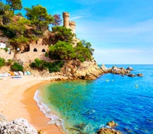 Costa Brava - holiday homes